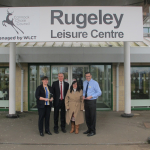 Top marks for Rugeley and Chase Leisure Centres