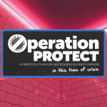 Eastbourne Businesses affected by COVID-19 you need Operation Protect!