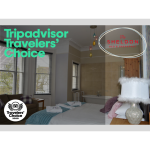 Eastbourne B&B Wins 2020 Tripadvisor Travelers' Choice Award
