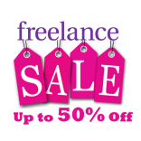 The Freelance Soft Furnishings SALE has been extended!