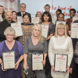 Council gives thanks to city's fantastic foster carers
