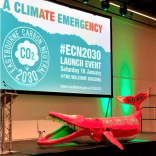The Eastbourne Carbon Neutral 2030 campaign lifts off!