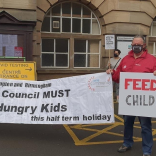 Walsall Council Urged To Feed The Children