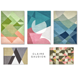 HI RUGS BY CLAIRE GAUDION