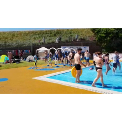 Saltdean Lido has now reopened