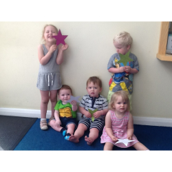 Five-star rating for Telford nursery