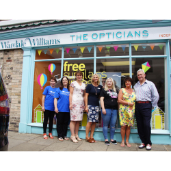 Wardale Williams Launches Eye Smart Campaign