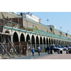 Crowdfunding campaign for Madeira Terrace