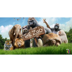 Zoo animals are the stars of new TV show