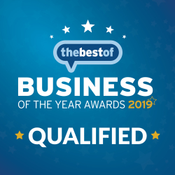 NINE Qualifiers for our annual 'BUSINESS OF THE YEAR AWARDS 2018'