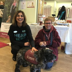 Specsavers Watford Team Sponsors a Hearing Dog!