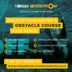 Urban Revolution at Burrs Country Park