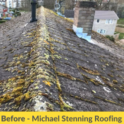 Fast and effective roofing repairs in Eastbourne