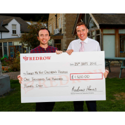 REDROW-SPONSORED COMEDY NIGHT TO RAISE FUNDS FOR WEST YORKSHIRE CHILDREN'S HOSPICE