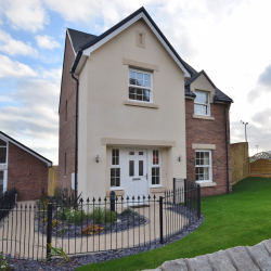 BLUEBELL HOMES WELCOMES FIRST HOMEOWNERS IN LYDNEY