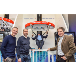 £100k boost stimulates global growth for virtual reality attraction experts