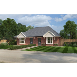 TRY A BUNGALOW FOR SIZE IN LYDNEY