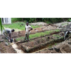 WATER AND SANITATION PROJECT PROGRESSES