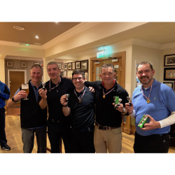Bathgate Golf Tournament Builds Professional Bonds Across North West