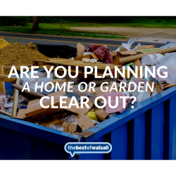 Are you planning a home or garden clear out?