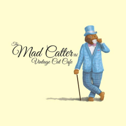 The Mad Catter - Vintage Cat Cafe Open for Business 4th July