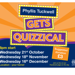 Get Quizzy with Phyllis Tuckwell