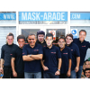 Mask-arade unveiled as one of the finalists for the 2013 Football Business Awards