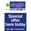 Small Business Saturday in Lymington
