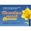 Marvellous March at MSH Wellbeing...