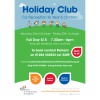 Book now for the Bolton St Catherine's Academy October 2017 Holiday Club!