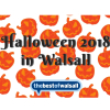 Halloween 2018 in Walsall
