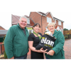 ELAN HOMES FUELS FLINTSHIRE FOODBANK VAN MAINTENANCE