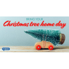 Did you know? 8th December is Bring Your Christmas Tree Home Day,