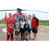 Devon Air Ambulance supporters make a difference to ten-year old Harry and family