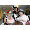 Care home cuppa event raises cash for causes