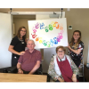 Care Home Pen Pals Meet for First Time on International Friendship Day
