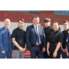 FIVE NEW APPRENTICES START THEIR CAREERS AT REDROW