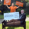 SUPPORTERS RAISE £107,000 FOR ST GILES HOSPICE WITH RECORD-BREAKING SUMMER RAFFLE