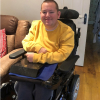 Walsall Poet Self-Published Book, A View from a Wheelchair