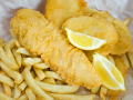 Fish and Chips in St Neots