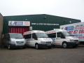 Van Hire in Lichfield