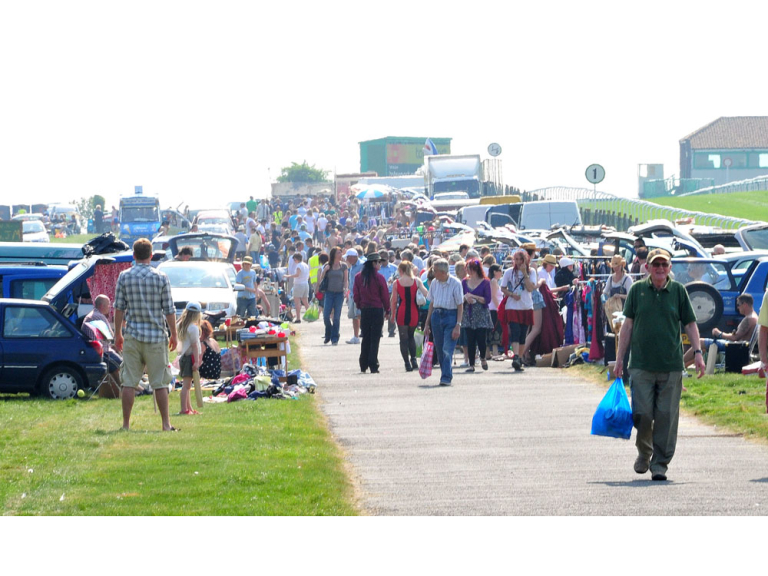 Brighton Car Boot Sale Saturday