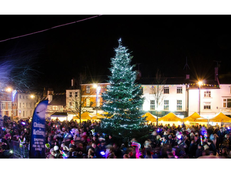 kettering christmas lights