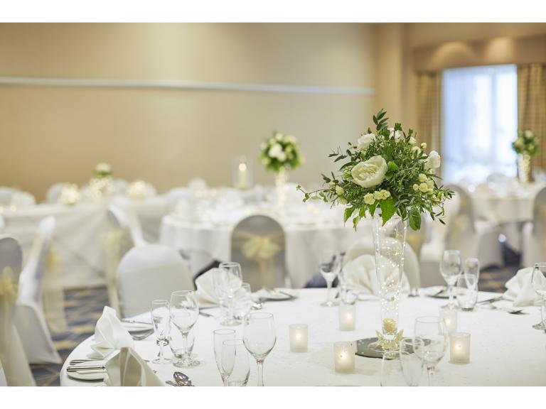 The Village Hotel Swindon Wedding Show