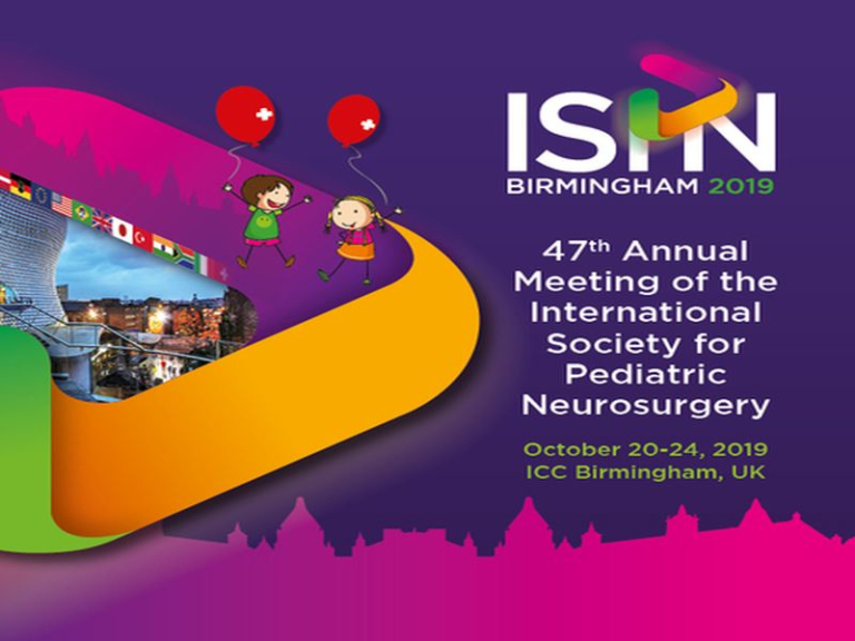 ISPN2019 Annual Meeting of International Society for Pediatric