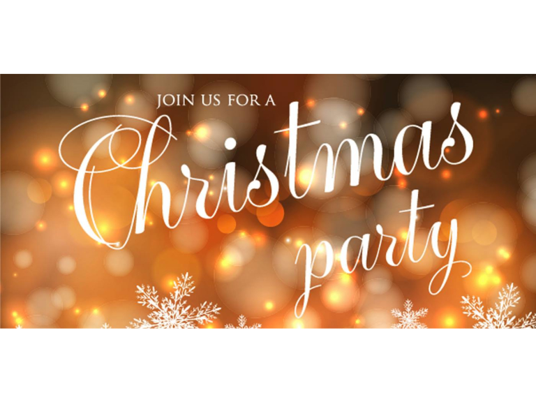 Christmas Evening Party.Christmas Eve Party