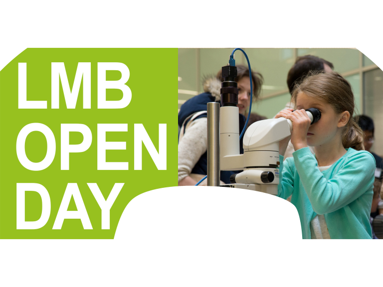 MRC Laboratory of Molecular Biology Open Day
