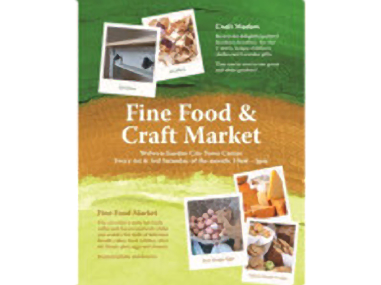 Welwyn Garden City Fine Food & Craft Market