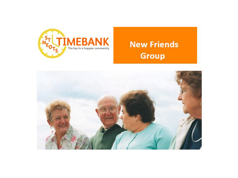 New Friends Group - The Priory Centre