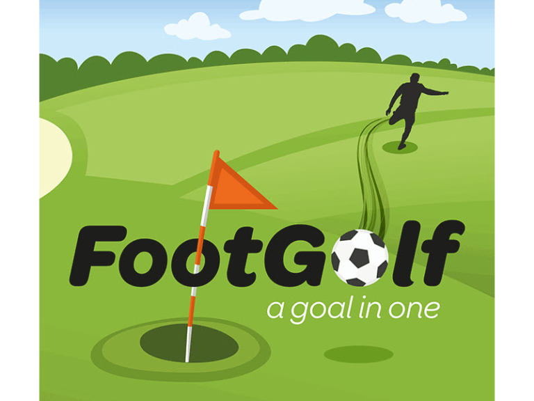 Footgolf at Cannock Park Golf Course